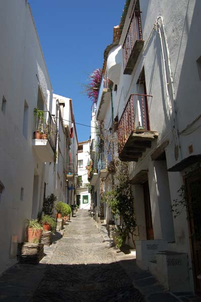 Cadaques Old Town