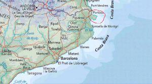Costa Brava Guide Cadaqus Cadaques Map